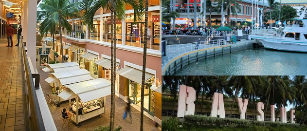 Whether it's luxury designer boutiques, concept shops or outlet malls, Miami is a little piece of shopping heaven.